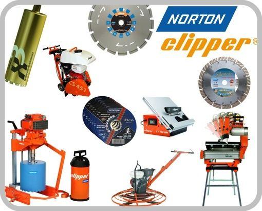 NORTON CLIPPER CST120 PIŁA PILARKA PRZECINARKA STOŁOWA STOLIKOWA DO MATERIAŁÓW BUDOWLANYCH - EWIMAX - OFICJALNY DYSTRYBUTOR - AUTORYZOWANY DEALER NORTON CLIPPER zdjęcie 12