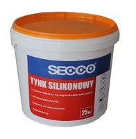 Tynk silikonowy fasada elewacja 25kg + kolor