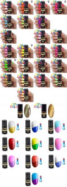 Amazing Line kolorowy lakier hybrydowy Gel Polish zdjęcie 2