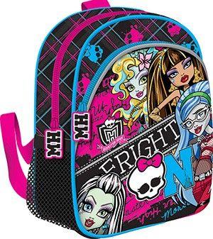177b1d941397c Plecak plecaczek przedszkolak Monster High OKAZJA! • Arena.pl