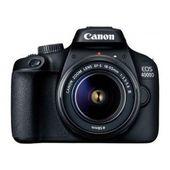 Aparat Reflex Canon EOS 4000D WIFI Czarny