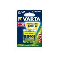 Varta Akumulator R3 1000 mAh 4szt ready 2 use
