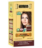Blond - Ziołowa farba z henną w 100% naturalna 120 g Indus Valley