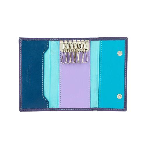 Etui na klucze DuDu®, 534-486 fioletowy + niebieski na Arena.pl