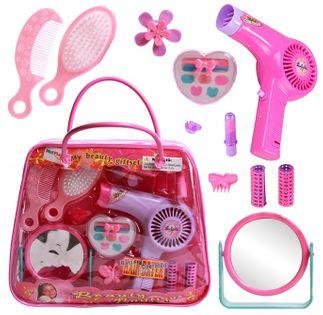 Kosmetyczka dla dziewczynki w torebce zestaw piękno i kosmetyki Y272
