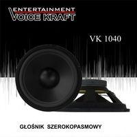 Głośniki samochodowe 10' Voice kraft 400W
