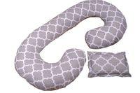 Poduszka dla kobiet w ciąży ciążowa Typ C + Gratis