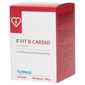 F-VIT B CARDIO FORMEDS METABOLIZM HOMOCYSTEINY 48G KWAS FOLIOWY