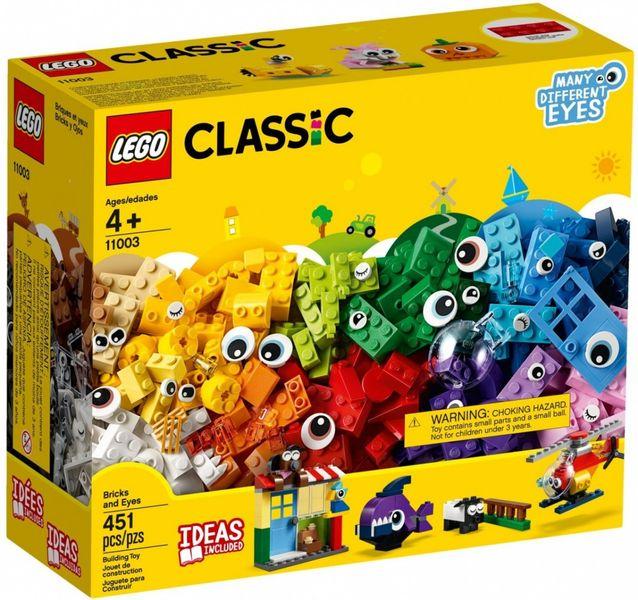 Lego Classic Klocki-buźki zdjęcie 1