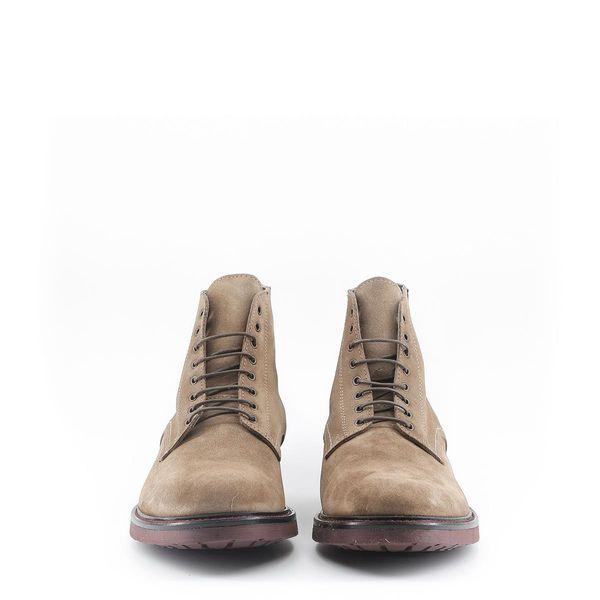 5ac6e383d4389 Made in Italia skórzane buty męskie sztyblety brązowy 43 zdjęcie 10