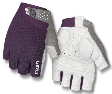 Rękawiczki damskie GIRO MONICA II GEL krótki palec dusty purple roz. L (obwód dłoni 190-204 mm / dł. dłoni 185-195 mm) (NEW)