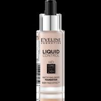 EVELINE Liquid Control HD 32ml - podkład do twarzy IVORY 005