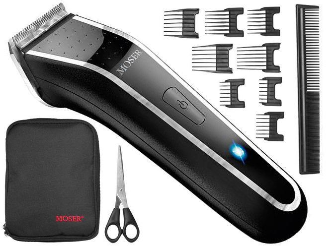 Maszynka do strzyżenia Moser 1901-0460 Lithium Pro LED Maszynka do włosów zdjęcie 1