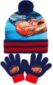 Czapka Rękawiczki Komplet Zygzak McQueen Cars