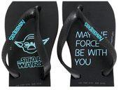 Japonki Havaianas Star Wars Black/Blue 4135185-0095 - 35/36 zdjęcie 9