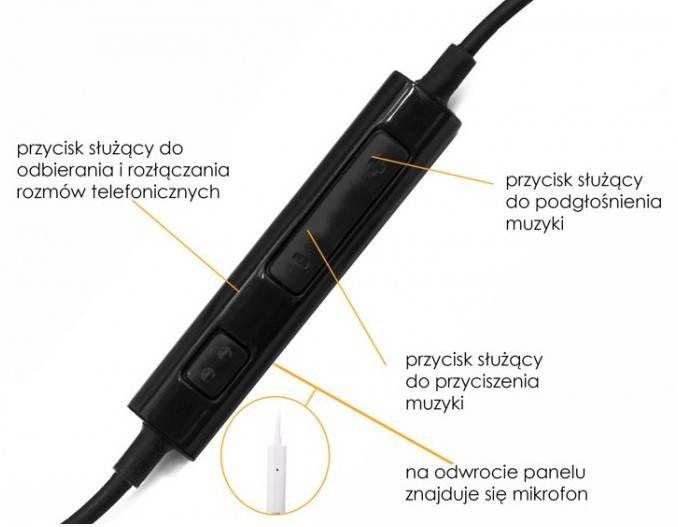 Oryg. słuchawki z mikrofonem SAMSUNG EHS64 białe zdjęcie 3