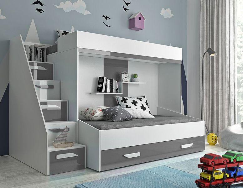 Łóżko piętrowe antresola LUX 16 zdjęcie 5