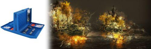 Gra strategiczna Bitwa Morska w statki Gra logiczna U08 na Arena.pl