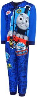 Piżama kombinezon Tomek i Przyjaciele 92 niebieski
