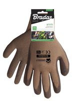 Rękawice ochronne GRIZZLY lateks, rozmiar 11