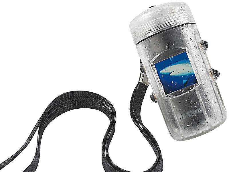 Wodoodporna kamera 5w1 z zestawem akcesoriów Somikon DV-65.mini zdjęcie 5