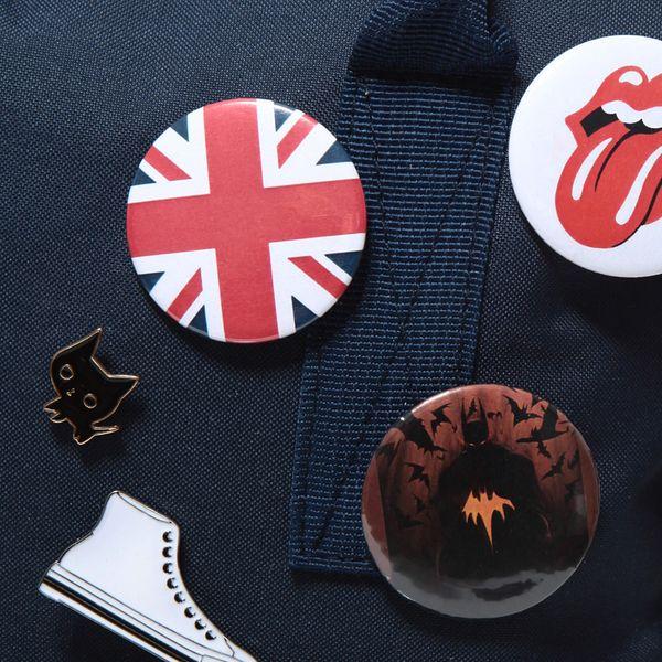 Plecak jak kanken CLASSIC vintage damski młodzieżowy granatowy zdjęcie 5