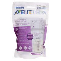 Philips Avent Torebki do przechowywania pokarmu 180 ml - 25 sztuk