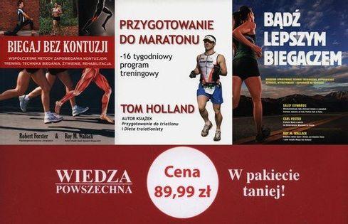 Biegaj bez kontuzji / Bądź lepszym biegaczem / Przygotowanie do maratonu