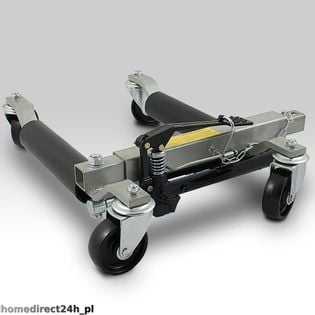 15198 Podnośnik wózek pod koła mocny samojezdny podnośnik hydrauliczny