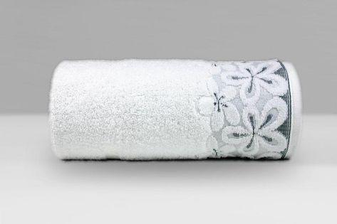 Ręcznik Bella 70x140 Greno BIAŁY