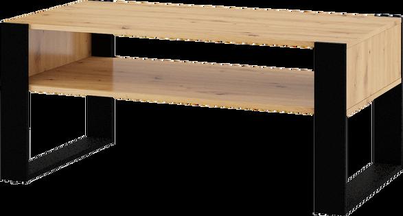 Ława stolik kawowy nuka F 110x60 cm dąb artisan