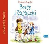 Borys i Zajączki audiobook Magdalena Zarębska