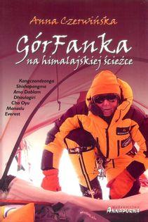 GórFanka na himalajskiej ścieżce Czerwińska Anna