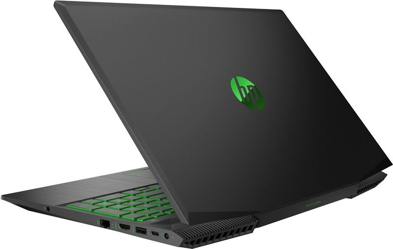 HP Pavilion Gaming 15 FullHD IPS Intel Core i5-8300H 16GB DDR4 512GB SSD NVMe NVIDIA GeForce GTX 1050 Ti 4GB Windows 10 zdjęcie 3