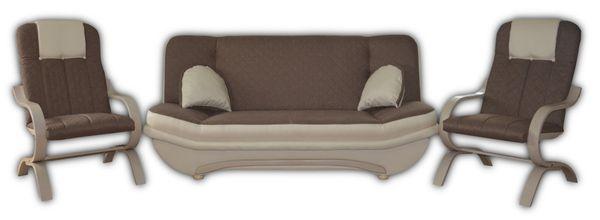 HARY LENIUCH - wersalka kanapa fotel zestaw komplet wypoczynkowy