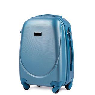 Mała kabinowa walizka KEMER WINGS 310 S Niebieski