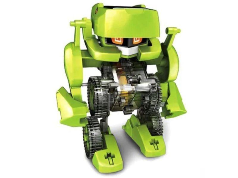Zabawka Solarna Robot Solarny 4w1 zdjęcie 3