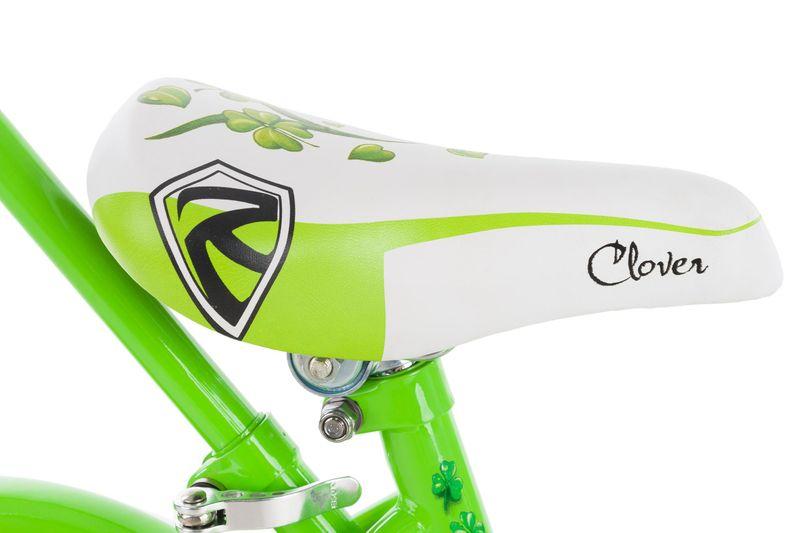 Rower 12 ROCK KIDS CLOVER zielony zdjęcie 6