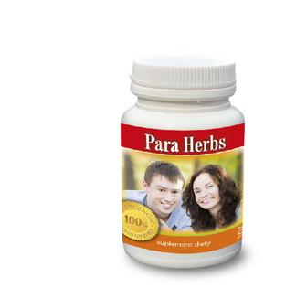 Para Herbs 60 kaps. pasożyty grzyby bakterie