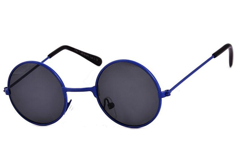 0ed446b6fef5bf Dziecięce lenonki okulary przeciwsłoneczne okrągłe • Arena.pl