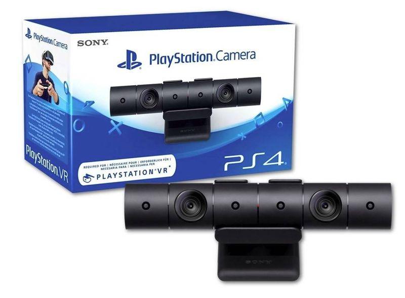 KAMERA PS4 V2 SONY CAMERA VR NOWA zdjęcie 1