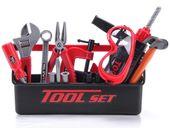 Skrzynka z narzędziami Dla Dzieci Wiertarka Warsztat Walizka Y160 zdjęcie 5