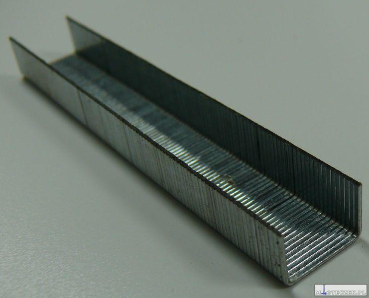 Zszywki Typ J 8mm 1000szt zdjęcie 4
