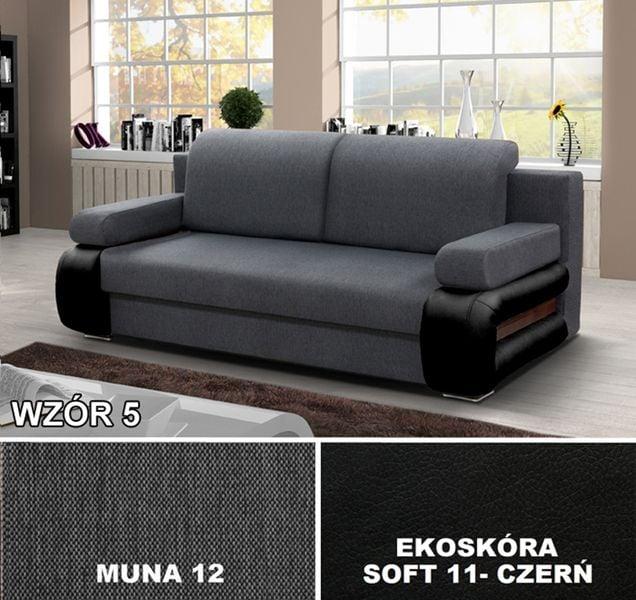 Kanapa Wersalka Sofa rozkładana GLORIA na Arena.pl