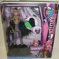 Oryginalna lalka Monster High Clawdeen Wolf Mattel
