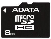 Karta Pamięci A-Data Microsdhc 8 Gb Adapter Sd