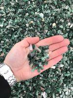 Akwarium Grys Kamyk Zielony Biały 10-20 mm LUZ kg
