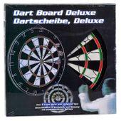 Tarcza do gry w dart, sizal 45cm + rzutki Deluxe zdjęcie 2