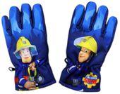 Rękawice Strażak Sam Fireman 7-8 lat 122-128 granat