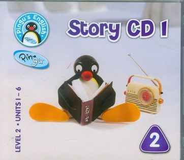 Pingu's English Story CD 1 Level 2 Hicks Diana, Scott Daisy